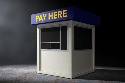 Booths : Walk-Up Kiosks